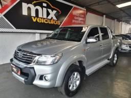 HILUX 2014/2014 2.7 SR 4X2 CD 16V FLEX 4P AUTOMÁTICO
