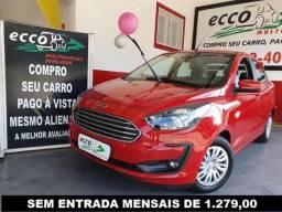 Ford Ka Sedan KA+ SEDAN 1.0 SE/SE PLUS TIVCT FLEX 4P FLEX M