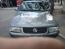 Vendo Santana completo 2003_Documentacão em dia tanto do carro quanto do GNV. Segundo dono