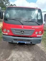 Título do anúncio: Caminhão Accelo 815/ 2013 extra