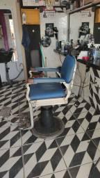 Título do anúncio: Cadeira de barbearia