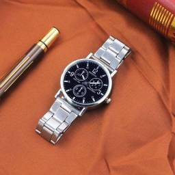 Relógio Casual Masculino (Pronta entrega)