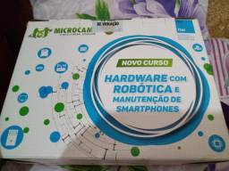 Título do anúncio: Livros Hardware com Robótica e Manutenção de Smartphones