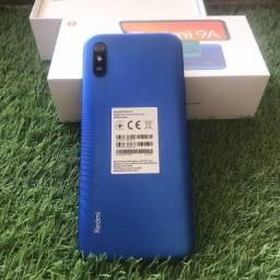Xiaomi Redmi 9a Dual Sim 32gb/2gb Com 6 Meses De Garantia Cor Azul/Verde
