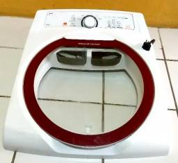 Tampa Fixa Touch Screen Completa Lavadora Brastemp 11,5kg - Bwg12ab Bwh11ab