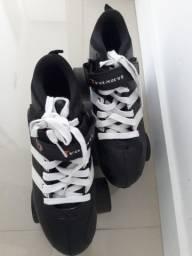Vendo patins usado 1vez