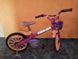 Bicicleta top Girls femenina