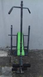 Aparelho de musculação valor: 300 reais