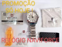 Relógio NAVIFORCE 9038 aprova d'água