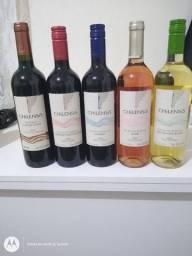 Coleção de vinhos