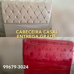 Título do anúncio: CABECEIRA DE CASAL COM ENTREGA GRÁTIS