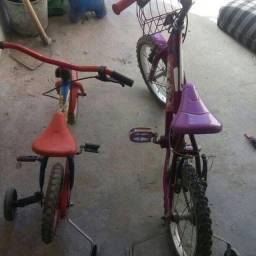 Bicicleta e ps2