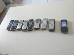 Título do anúncio: Vendo celulares usados antigos ..