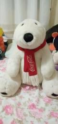 Urso polar da Coca-Cola anos 90