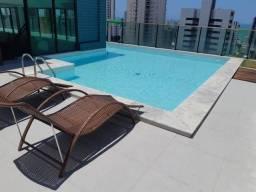 Flat para aluguel possui 36 metros quadrados com 1 quarto em Boa Viagem - Recife - Pernamb