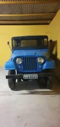 Título do anúncio: Jeep Willys 1966 - para colecionador