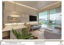 Seven Garden Residencial - 2 quartos com varanda 2 vagas de garagem