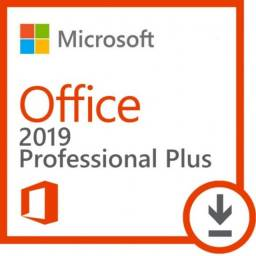 Licença Office 2019 Pro Plus original