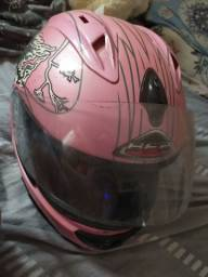 Capacete bf2 rosa