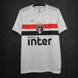 Camisa São Paulo I S/nº 2020/21 Adidas Torcedor