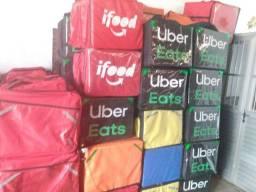Bolsa bag motoboy novas deliverys entregas entregador