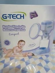 Título do anúncio: Bebe conforto e cadeira, baba eletrônica e bomba tira leite