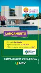 Vista das Copaíbas Apt. 2 qts com Varanda na Região do Planalto !
