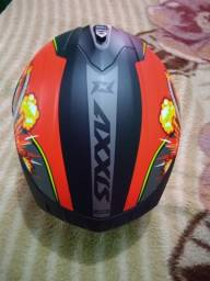 Vendo capacete axxis