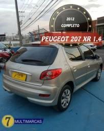 Peugeot 207 1.4 8 válvulas