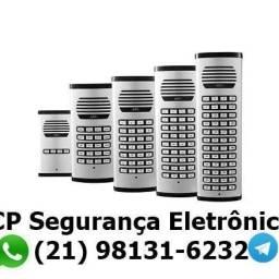 Título do anúncio: Porteiro eletrônico vendas instalação e manutenção