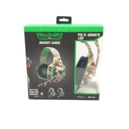 Headset Gamer TecDrive