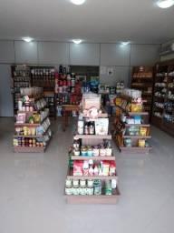 loja de produtos naturais.
