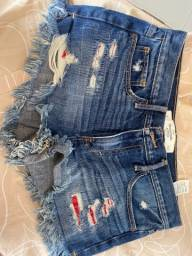 Short Jeans Abercrombie & Fitch