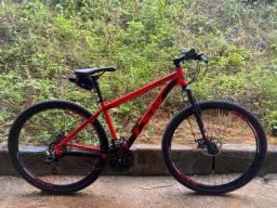Bike tsw aro 29 TAM 17 c/ megarange - oportunidade