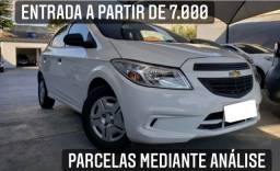 Chevrolet Onix 1.0 Joy (PARCELAMOS)