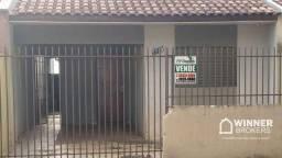 Casa com 2 dormitórios à venda, 79 m² por R$ 120.000 - Jardim Esperança II - Sarandi/PR