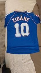 Camisa Franca 1998  Zidane