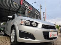 Título do anúncio: Chevrolet Sonic HB LT 1.6 Automático Flex 2014
