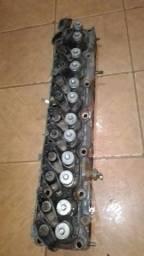 Cabeçote do motor do Opala 6 cilindros