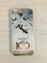 Título do anúncio: Capinha para iPhone 6/6s da Série The 100 Branca