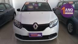 Título do anúncio: Renault Sandero Authentique 1.0 12V SCe (Flex)