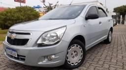 Título do anúncio: 04 L - Chevrolet Cobalt LS 1.4 8V Flex 2012 Completo Top Espaçoso