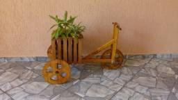 Título do anúncio: Triciclo Decorativo para Jardim