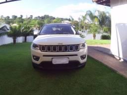 Jeep Compass 2018 em excelente estado.