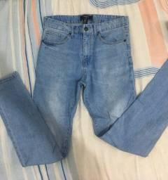 Calça jeans forever 21 tamanho 39