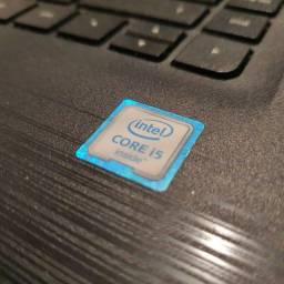 Título do anúncio: Notebook HP 240 i5 8gb 1TB HD