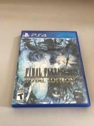 Jogo de PS4 - Final Fantasy XV