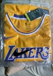 Camisa do Lakers qualidade Tailandesa