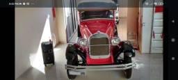 Título do anúncio: Vende-se relíquia Ford 1929