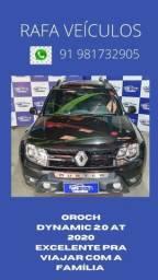 Título do anúncio: duster oroch 2.0 aut 2020 r$ 99.865-f/ com nildo